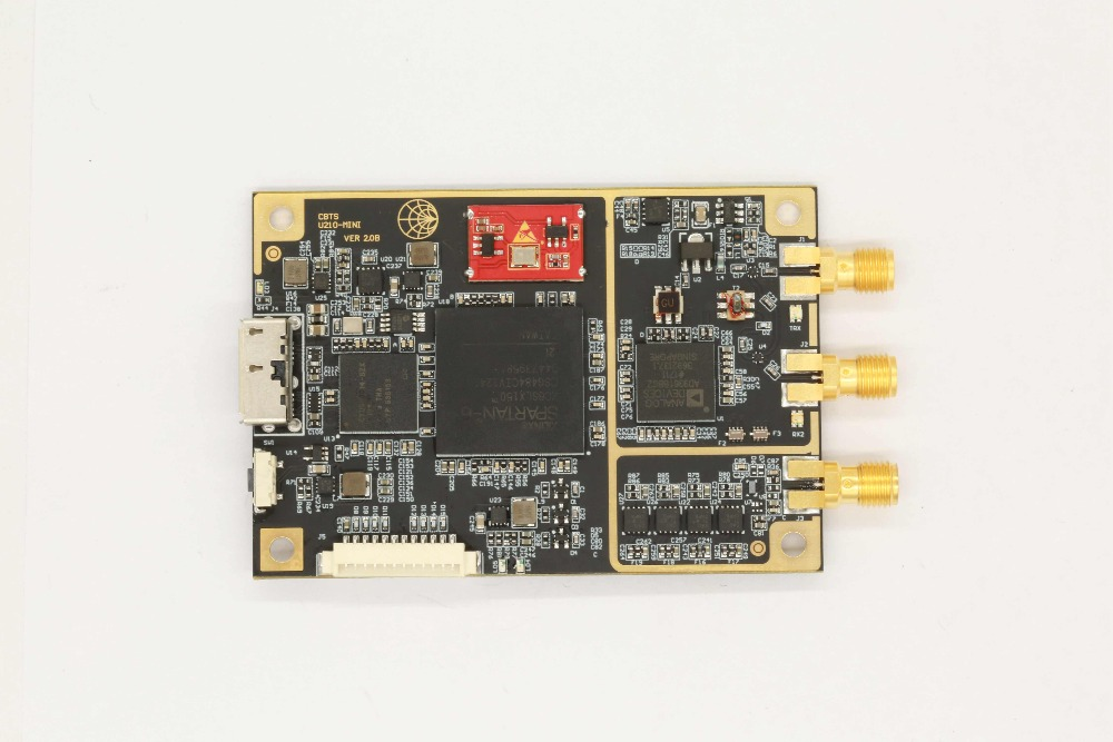 цены на Upgraded version B205-MINI, fully compatible with USRP B205-MINI made in china Software defined radio  в интернет-магазинах
