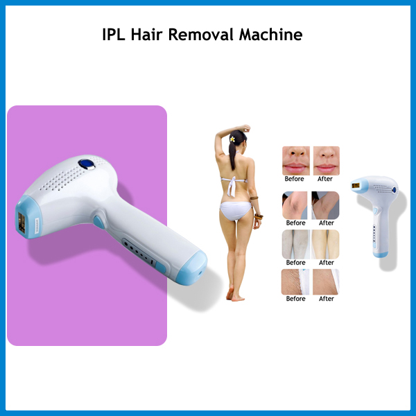 underarms hair removal machine