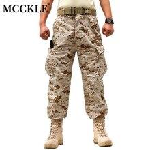 2015 SWAT Herren Camouflage Taktischen Multi Taschen Military Digital Camo Hosen 7 Farbe Q0262