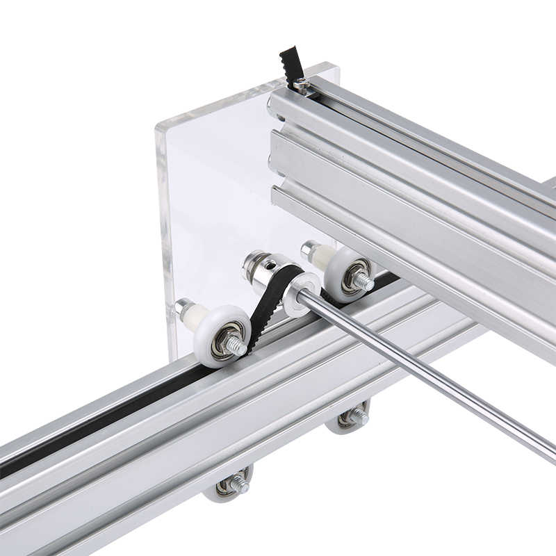 65*50 cm Mini máquina de grabado láser de madera grabador láser cortador 1 W 2,5 W 5,5 W 7 W 10 W 15 W para impresora de grabado de Metal de madera