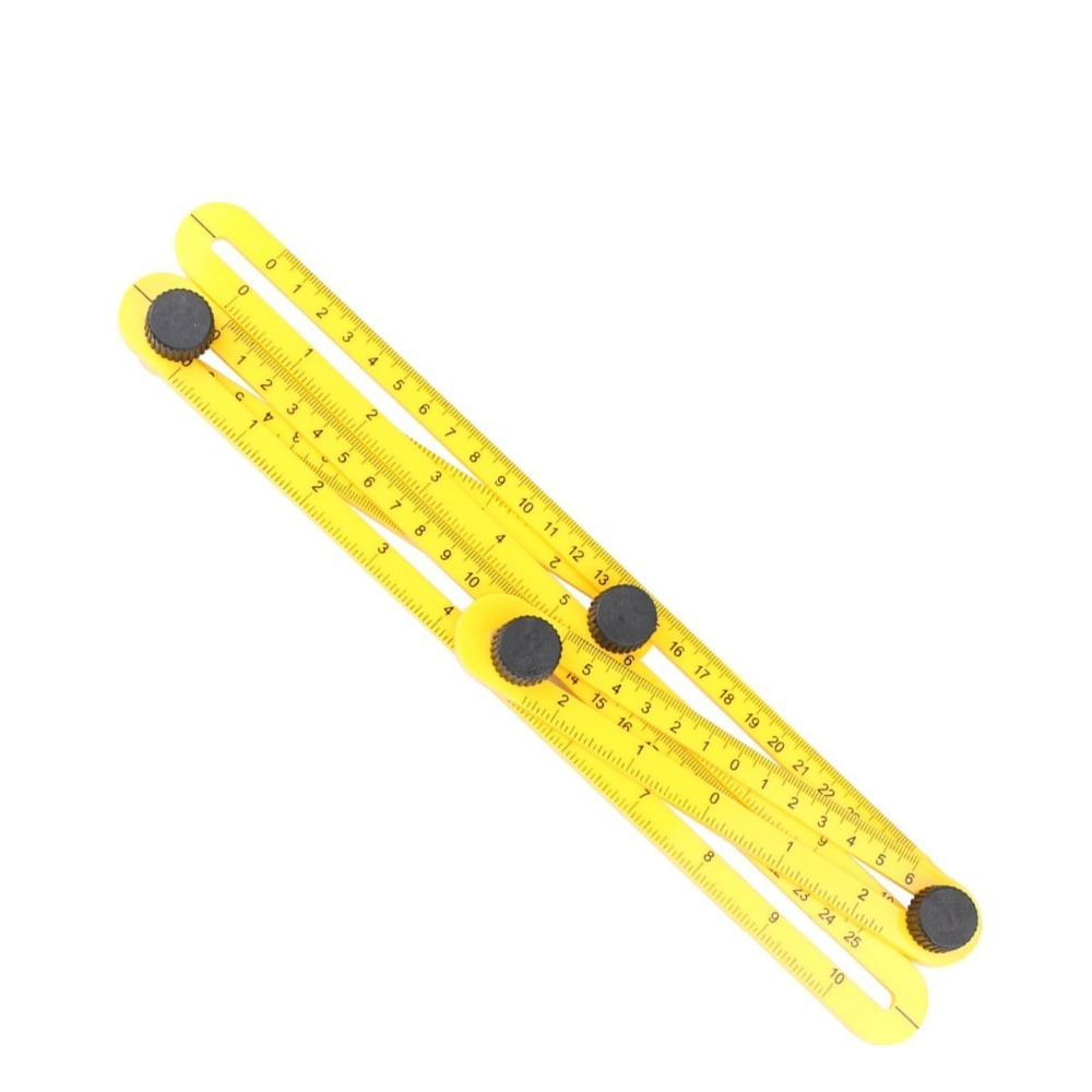 Angleizer Template Tool Measure All Angles And Shapes Ruler For Measuring Handymen Or Builders Craftsmen In Protractors From Tools On