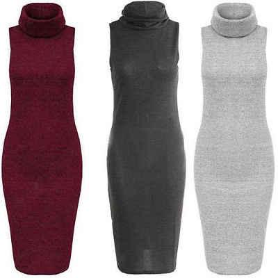 Новый дизайн длинные Платья-свитеры осень-зима Для женщин поступление пуловеры джемпер комбинезон без рукавов классический вязаный свитер платье