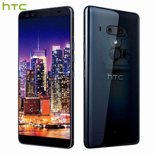 Newest Model HTC U12 Plus 6GB 128GB Mobile Phones 4G LTE Snapdragon 845 6.0 inch 2K Screen 4 Cameras IP68 Android 8.0 Smartphone