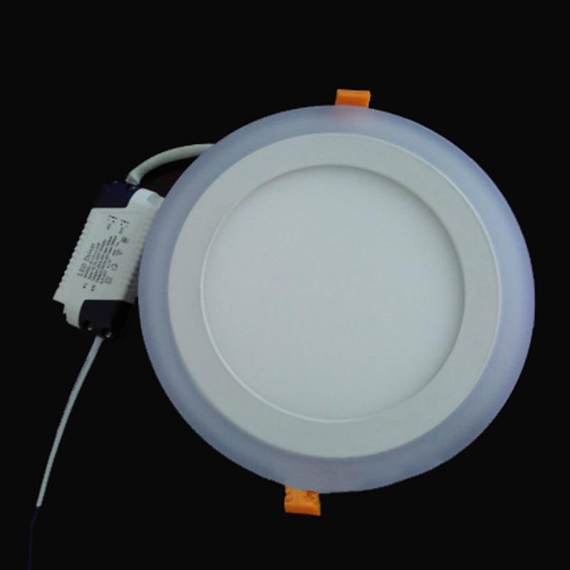 Dual Color 3 Models Panel Downlight 3