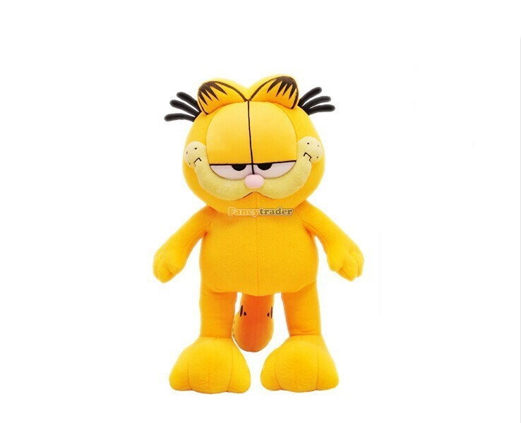 Fancytrader 51\'\'  130cm Super Cute Soft Giant Plush Garfield Cat, Nice gift for Child,Free Shipping FT90252 (3)