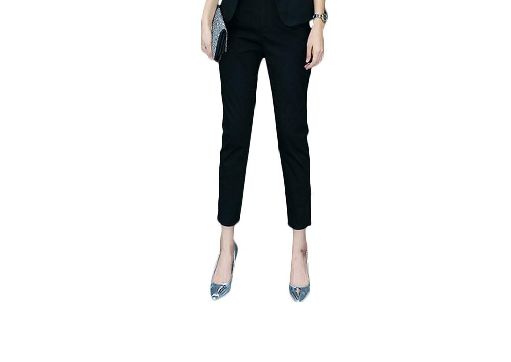 2017 w nowym stylu mody OL eleganckie kobiety pant suits formalna firm garnitur nosić pełne rękawem jednego przycisku femme blazer garnitur szczupła kurtka 20