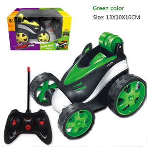 Image 4 - Stunt Dancing RC Car Tumbling Electric Controlled Mini Car Funny Rolling Rotating Wheel Vehicle Toys For Children Birthday Gifts