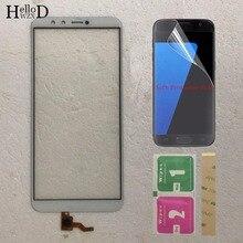 Мобильный сенсорный экран для Huawei Honor 9 Lite LLD L22A сенсорный экран передние Стеклянные детали