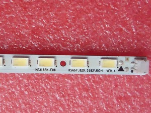 "Image 1 - 1 10 Pieces/lot 32"" RSAG7.820.5182\ROH HE315FH E88 For Hisense LED32K300 LED Backlight Strip 44 LEDS 405MM"