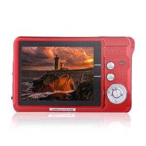 "Image 2 - Amkov CDC32 2.7 ""TFT HD Mini Digitale Camera 18MP 8x Zoom Video Camera Smile Capture Mini Camera Anti  shake Digitale Camcorder"