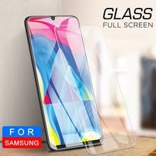 Voor Samsung Galaxy M10 M20 M30 A10 A40 A60 A70 A90 A30 A50 Screen Protector 9H 2.5D Telefoon Op beschermende Glas M 10 20 Een 30 50 60