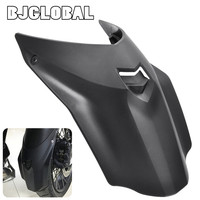 BJGLOBAL Motorcycle Front Extender Fender Mudguard Extension Cover For For BMW R1200GS LC 2013 2016 R1200GS