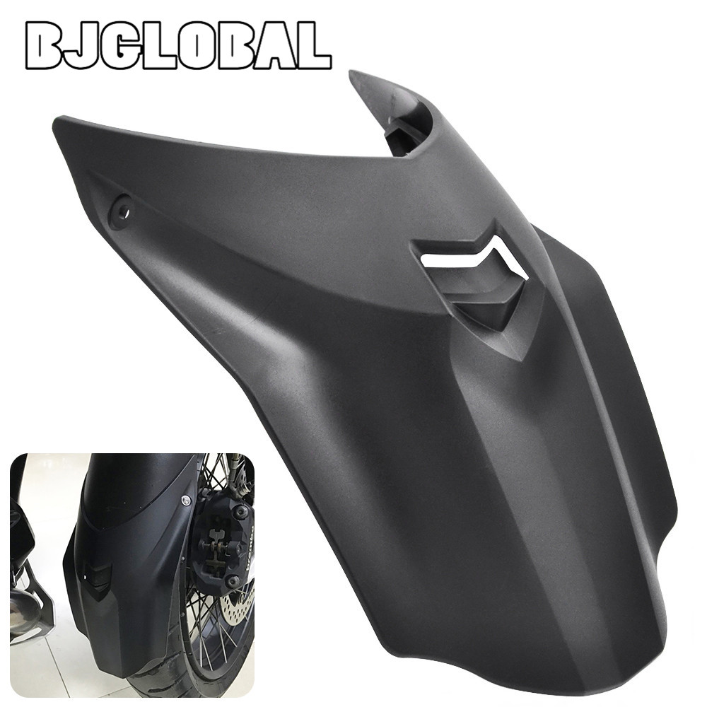 BJGLOBAL Motorcycle Front Extender Fender Mudguard Extension Cover For For BMW R1200GS LC 2013-2016 R1200GS ADV 2014-2015 акрапович для бмв r1200gs 2013