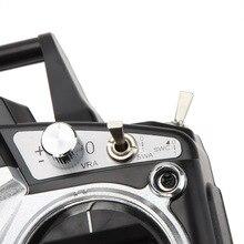 F14912/3 Flysky FS-T6 6CH 2.4G LCD Transmitter Receiver