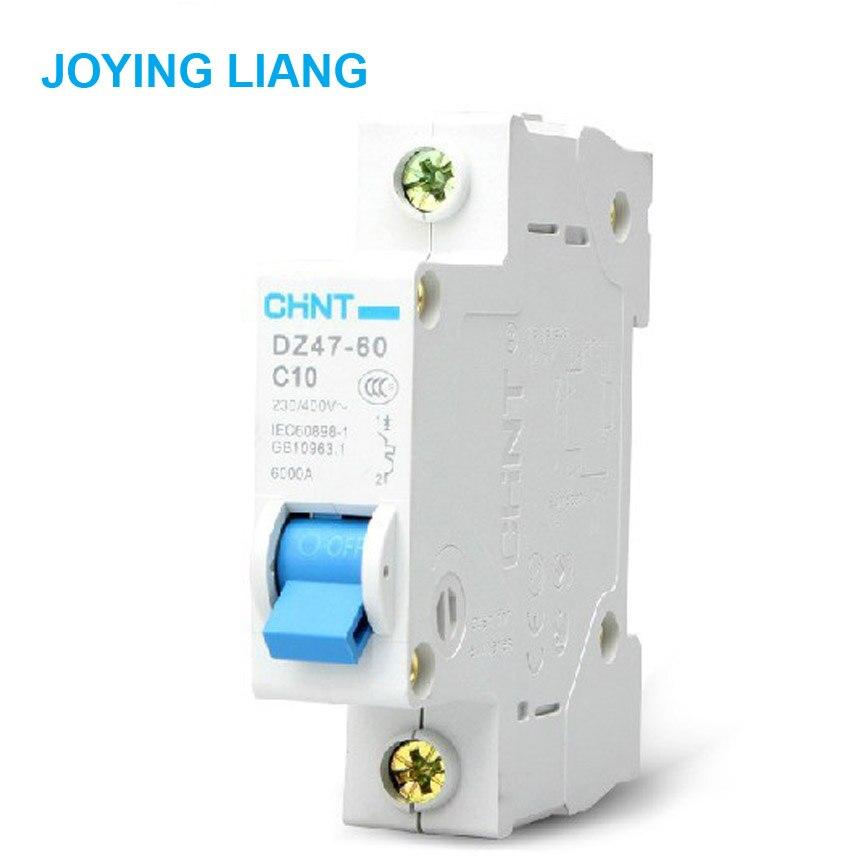 JOYING LIANG DZ47 1 P 10A Leistungsschalter für Schalter Einpolige ...