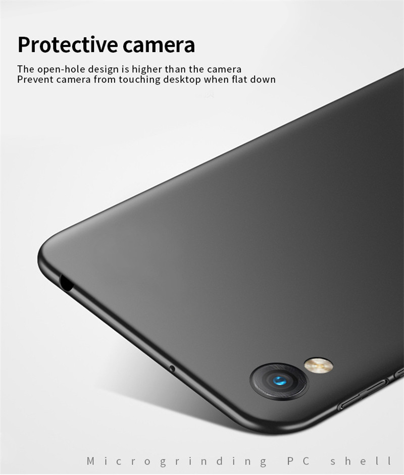 Image 5 - Huawei Honor 8S Case Silm Luxury Ultra Thin Smooth Hard PC Phone Case For Huawei Honor 8S Back Cover For Huawei Honor 8S Fundas-in Fitted Cases from Cellphones & Telecommunications