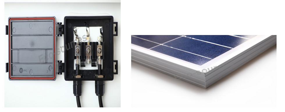 solar panel 100W 1