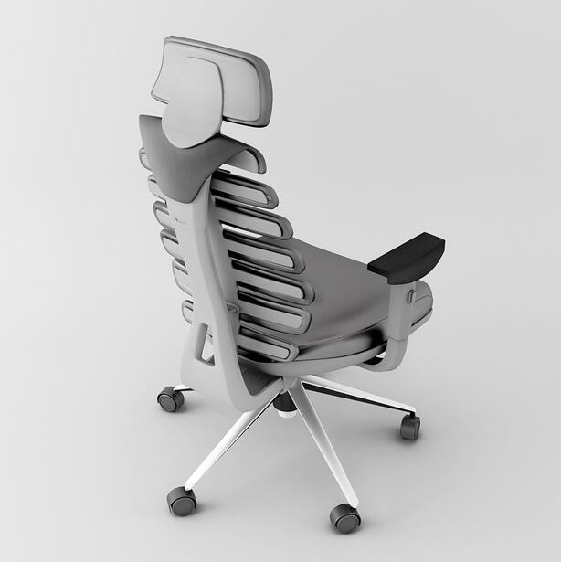 Купить с кэшбэком Ergonomic computer chair, office chair boss chair waist Fishbone chair gaming chair