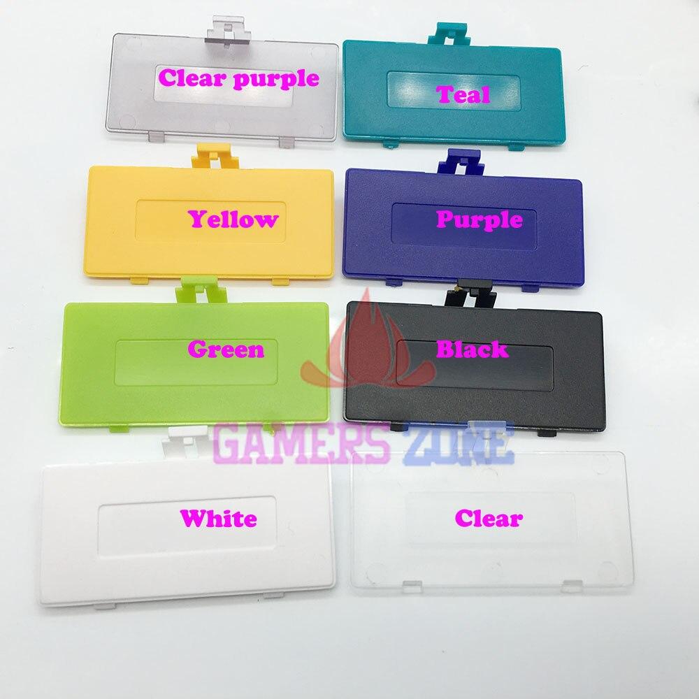 621322f5d4d 50 PCS Para O Game Boy Pocket GBP Nova Tampa da Bateria Tampa Para GAMEBOY  GBP Substituição Da Porta Da Bateria
