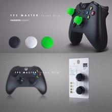 Tapas de silicona analógica para palanca de pulgar para Xbox One controlador Skull & Co. FPS maestro Thumbstick para Xbox uno Gamepad