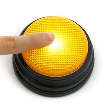 Led lighting recording sound button, Pressing this button is a Blast! brighten up your desk space!