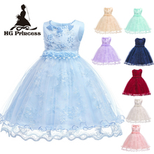 Free Shipping Cotton Newborns lace Infant Dresses Lace 2019 New Arrival Red Baby Dress For 1 Year Girl Birthday Christening Gown