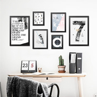 Nordic Decoration Cuadros Modern Idea Wall Pictures For Living Room Wall Art Canvas Painting Posters