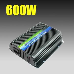 New Tie Power Inverter Pure Sine 600W Solar Panel 10 5V to 28V Generator grid free shipping