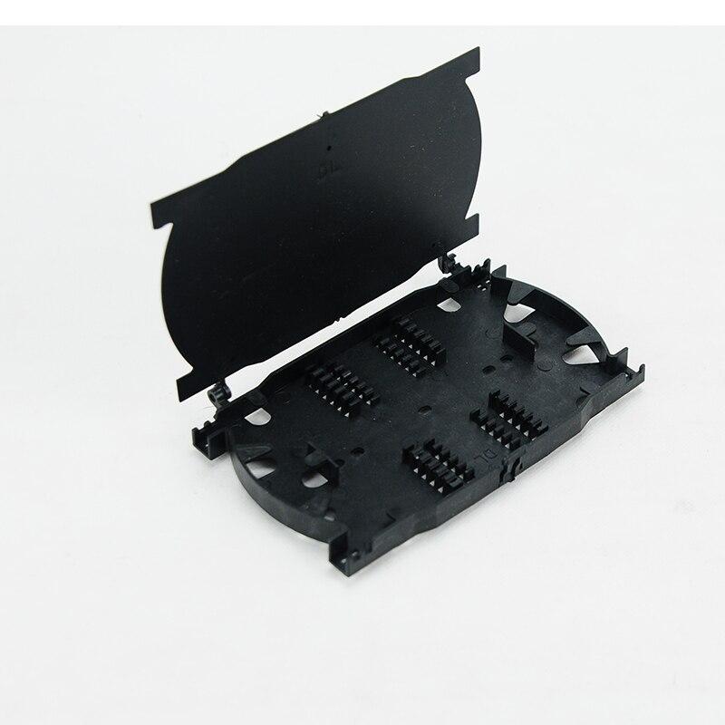20 pièces 24 noyaux fibre optique splice plateau FTTH câble boîte de protection fibre optique boîte de protection