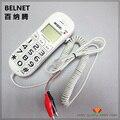 Netcom Telecom CTT Unicom Check telephone line Tester dedicated check line machine alligator clip line no need battery Big keys