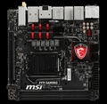 MSI Z97I AC JOGOS High-Performance Mini-itx LGA 1150 Motherboard
