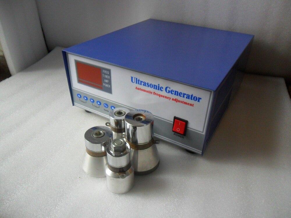 54khz/1000W High Frequency ultrasonic Generator,54khz ultrasonic power generator