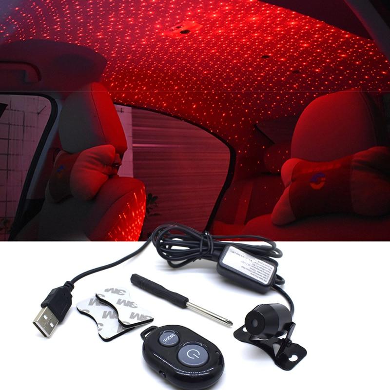 Musik Player Sky Projektor Licht tragbare Star Sky Effekt LED Musik Player Projektor Licht Home Decor Lampe Uhr f/ür Baby Schlafzimmer