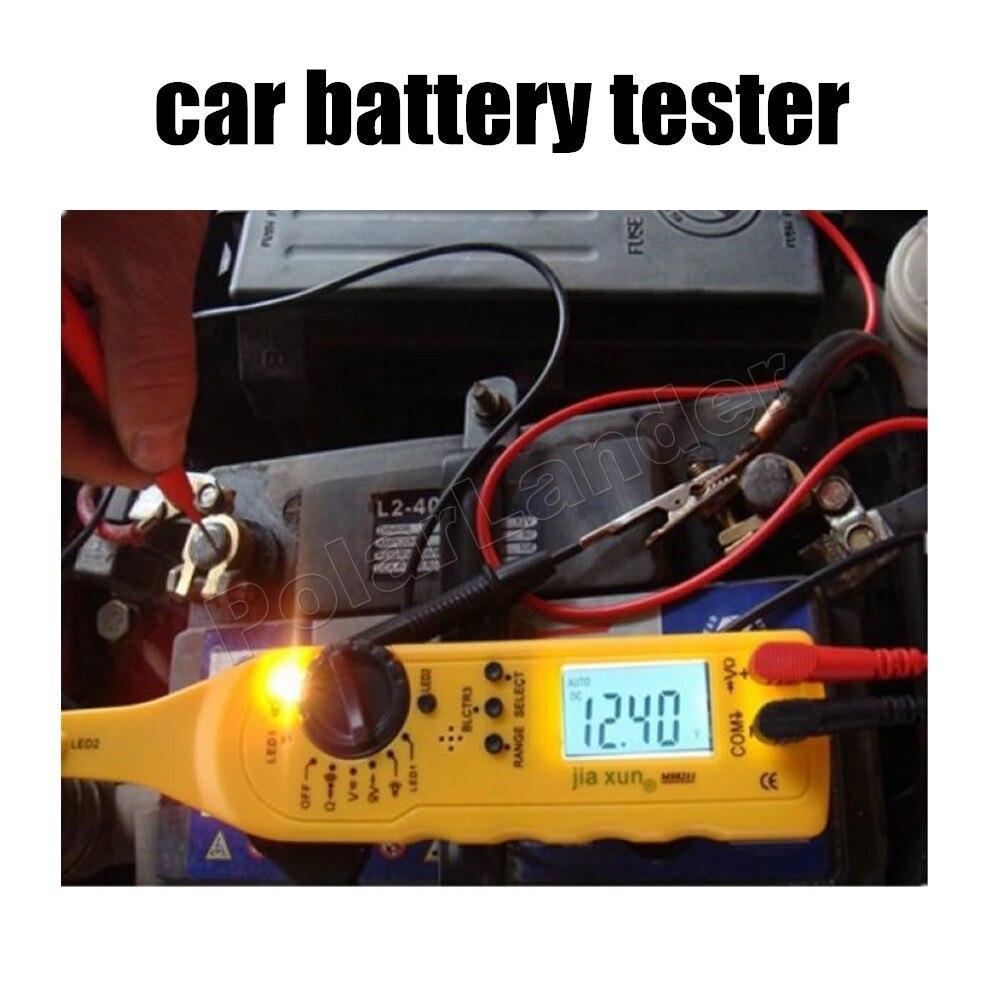 Chaud multi-fonction Voiture Réparation Circuit Électrique Testeur multimètre automatique détecteur de véhicule outil de diagnostic