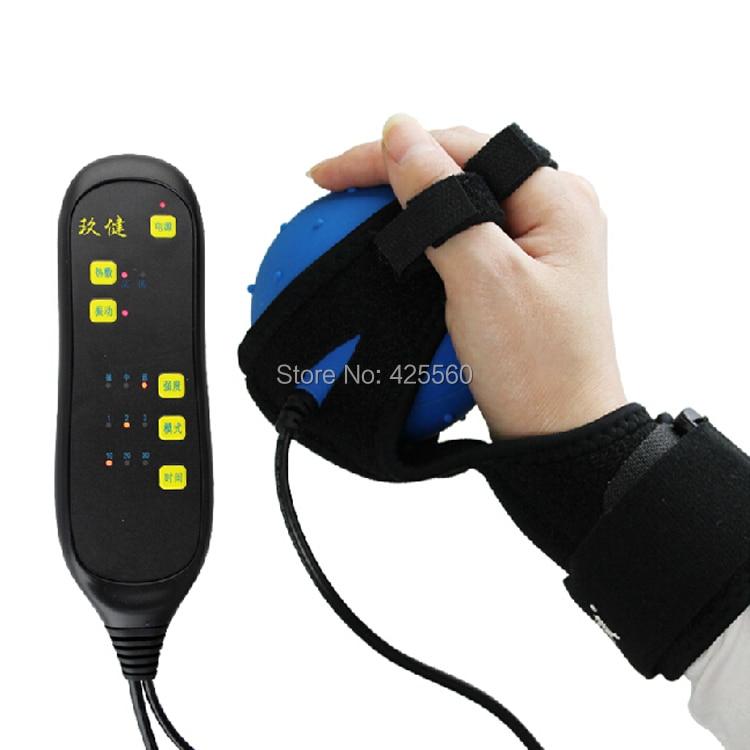 Hemiplegi Finger Recovery Utrustning Träning Elektrisk Hot Compress - Sjukvård - Foto 2