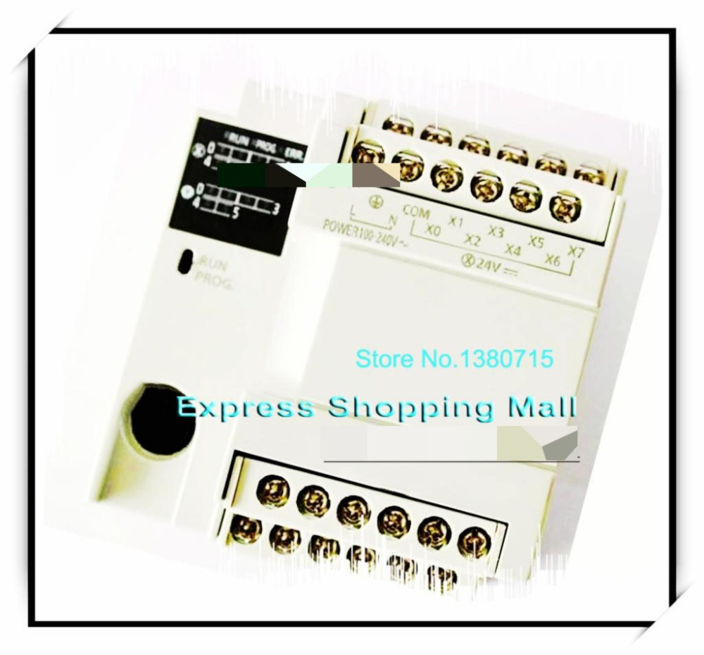 New Original AFPX0E24R PLC DC input 16 points 2A Relay output 8 points FP-X0 Expansion Unit