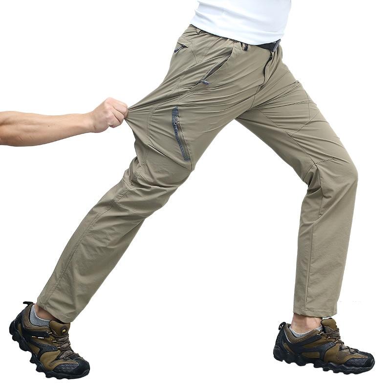 Men's Cargo Pants Mens Casual Multi Pockets Military Tactical Pants Men Outwear High Quality Long Trousers Plus size M-8XL