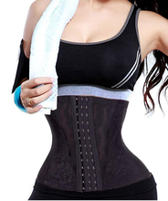 Hot Body Shaper Underbust Steel Bone Waist Control Corset Waist Trainer and Tummy Belt Waist Cincher Trimmer Shapewear