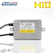 BAOBAO Full digital Canbus DLT X5-A car HID Ballast 55W Decoder ASIC chip car styling xenon ballast free shipping
