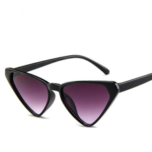Adult Cat Eyes Sunglasses Women Retro Vintage Men Fashion Tourism Driving Casual Acrylic UV400