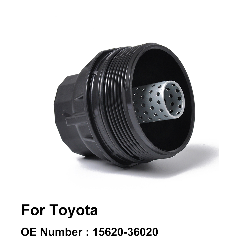 Oil Filter Cap Assembly 1562036020 15620 36020 for Toyota Camry Highlander Kluger Harrier Crown Zelas Avalon Venza Sienna-in Oil Filters from Automobiles & Motorcycles
