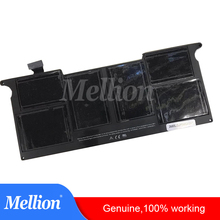 New Laptop Battery A1495 For Apple MacBook Air 11″ A1465 MD711LL/A (2013) MD711/A MD712/A MD711/B Genuine Notebook Battery
