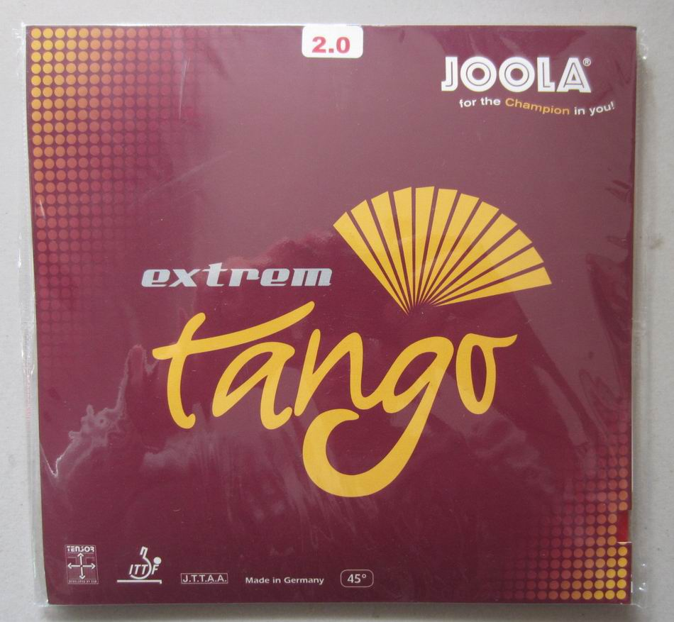 Original Joola Extrem tango table tennis rubber table tennis rackets racquet sports Joola rubber ping pong rubber