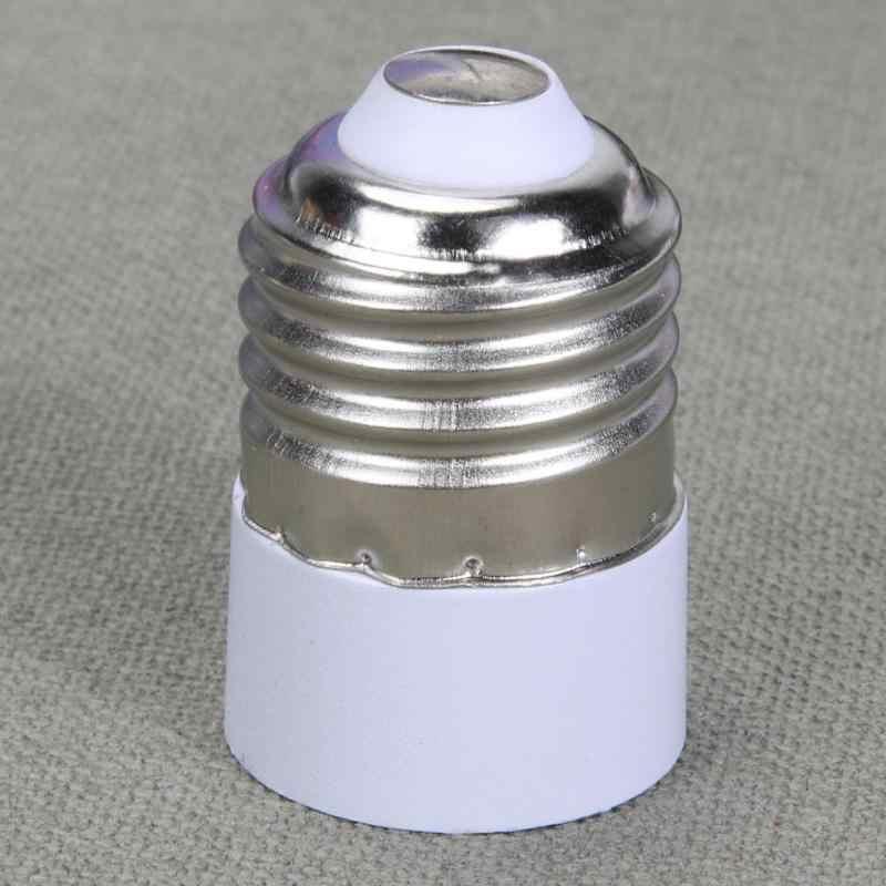E27 to E14 E40 Lighting Bases Lamp Bulb Holder Converter Socket Base Light Adapter Bulbs Extender Fitting Lamp Accessories