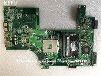KEFU CN 089X88 89X88 089X88 For Dell 17R Vostro 3750 Laptop Motherboard DA0R03MB6E1 REV E Mainboard