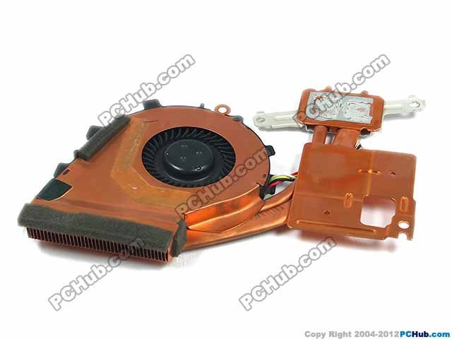 Free Shipping For   TOSHIBA New MCF-528PAM05 VPCZ1 PCG-31111T DC 5V 450mA 4-wire 4-pin connector 50mm VPCZ1 Series Cooling Fan