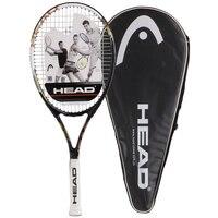 HEAD Professional Tennis Rackets Men 2 Training Rackets For Tennis Women Top Quality Tennis Shockproof Racquets