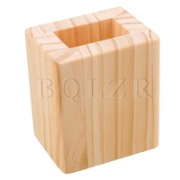 4x2 5CM Closed Hole Wood Furniture Lifter Bed Sofa Table Riser Add 5cm BQLZR