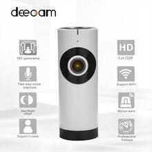 Deecam HD 720 P Мини ip Манекен Главная Камеры Системы Безопасности беспроводная Ip-камера Системы Wi-Fi 1.0MP для iOS Камеры Де Seguranca