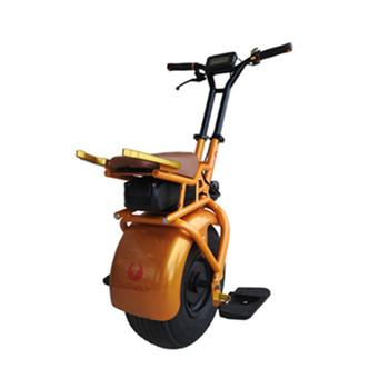 18 cal jedno koło skuter elektryczny deskorolka 1000W Hoverboard E-Unicycle e-bike z Gyro życie układ hamulcowy tanie i dobre opinie Daibot 500 w Bateria litowa 30 km h 31-60 km Other